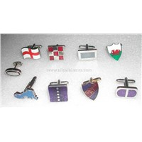 cufflinks,tie bars,button badges and brooches