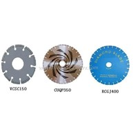 Diamond Saw Blades--For Concrete Saw Blades