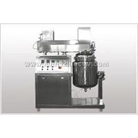 ZJR vacuum homogeneous emulsifying machine