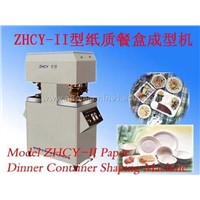 Paper Dinner Container Shaping Machine Importer