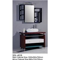 new fashion solid wood cabinet