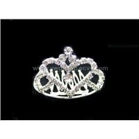 Rhinestones Necklaces Rhinestone crown