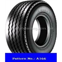 Radial Tyre/tire (A166)
