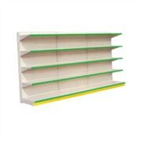 Square Pipe Shelf