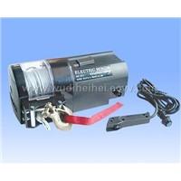 4500LB electronic winch