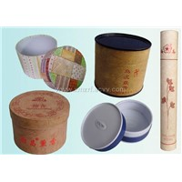 Columnar Tea Box