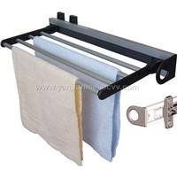 slide towel rack
