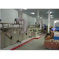 automatic frosting machinery