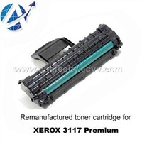 Remanufactured Toner Cartridge Xerox 3117 Premium