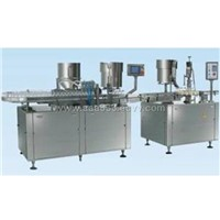 Vertical Anti-drying Labeling Machine
