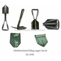 Multifunctional Folding Sapper Shovel (ZL-304G)