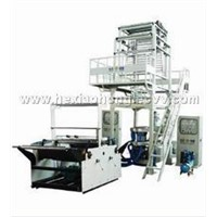 Double-layer Co-extrusion Rotary Machine-head Film Blowing Machine (SZG-800/1200/1500)