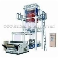 PE Polyethylene Heating Constriction Film Blowing Machine (SZR-600/800/1000/1200)