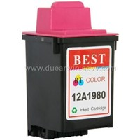 Sell Compatible Inkjet Cartridges for Lexmark12A1980