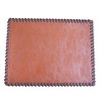 cow leather mouse pad-SK038