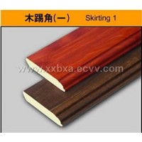 floor moulding laminate accessory(wallbase-1)