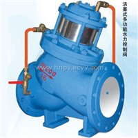 Piston Type Hydraulic Control Valve