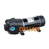 DC/AC diaphragm pump