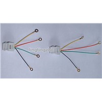 telephone adapter,telephone connector,telephone 616E & 623K jack