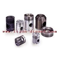 diesel engine spare parts-piston