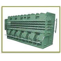 Precured Tread Hydraulic Press