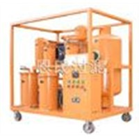 oil filter machine for lubrication(oil recycling,oil purifier
