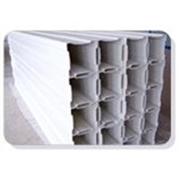 fiberglass post