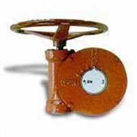 Control Valve with Large Output Torque