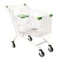 European Style Shopping Trolley