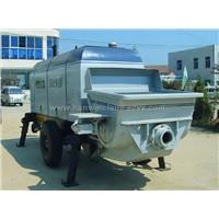 concrete conveying pump