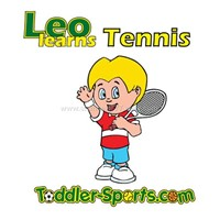 Leo Learns Tennis