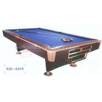Delux Amercan Pool Table