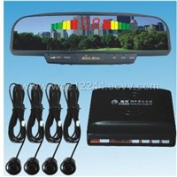 6 in 1 parking sensor with english speech