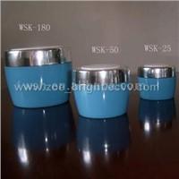 ABS Cream Jars