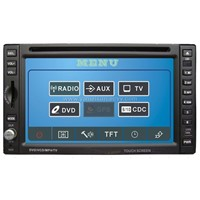 6.5 Inch Car Dvd Player With TV (Ym-8263t)
