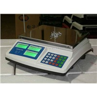 electronic pricing computing scale acs-816
