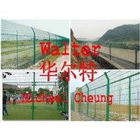 Wire Mesh Fencing(Galvanized/Zinc & PVC-Coated)
