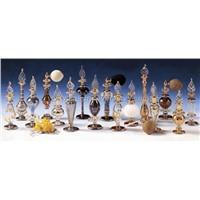 Handmade Perfume Glass Bottles