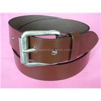 classic men's guenuine leather belts
