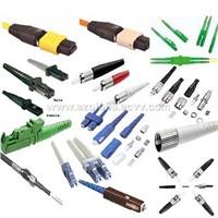SC/FC/ST/LC/MTRJ/E2000/D4/MPO/MTP/SMA optic connector