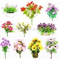 Artificial Flower Bush