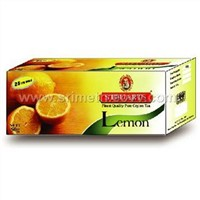 Black tea with Lemon 25 tea bags
