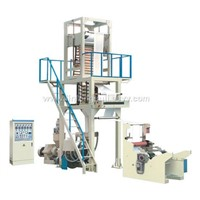 HDPE  High-speed Film Blowing Machine
