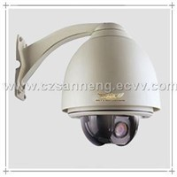 Outdoor Low Speed Dome Camera