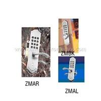 MECHANICAL KEYLESS DIGITAL DOOR LOCK