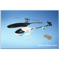 R/C Plastic Mini Helicopter