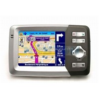 3.5 inch GPS Receiver with FM