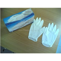 Latex Examination Gloves lightly powdered
