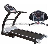 Half Commercial Use Luxury Motorized Treadmill