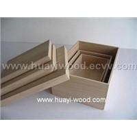 Wooden Box, Tool Box, Wood Box